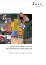 La distribution de boissons en consommation hors domicile