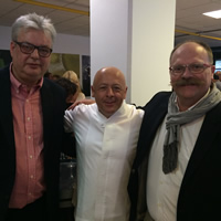 Inauguration « Cuisine, mode d'emplois »