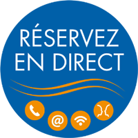 Réservez en direct