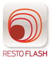 Logo Resto Flash